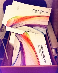 Turkologentag-Conference-Folder